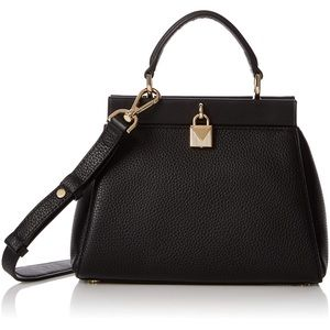 Michael Kors Gramercy Small Pebbled Satchel